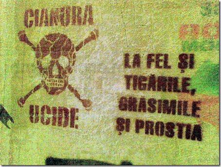 cianura ucide