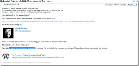 spam infoinsider