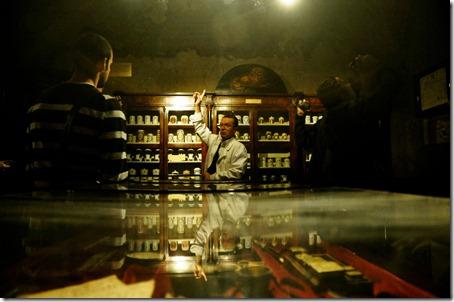 muzeul de farmacie cluj