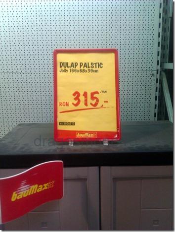 dulap palstic