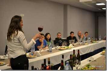 scoala de vin