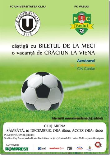 afis U - FC vaslui