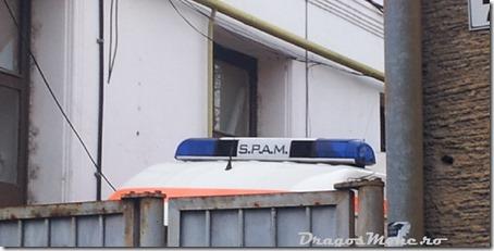 politia spam 2